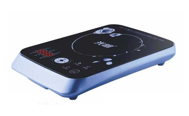 大功率电磁炉采用静音防漏电系统,安全可靠