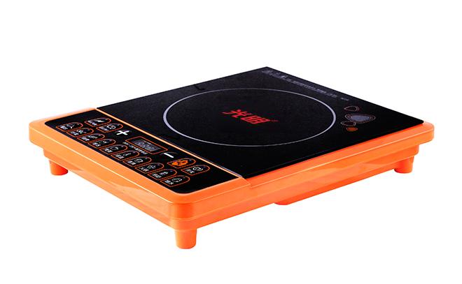 南通A019(橙色)火锅专用电磁炉批发