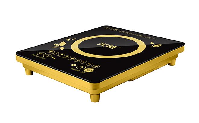 C009(金色)节能火锅电磁炉