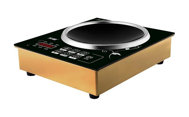 C005(金色商用火锅电磁炉